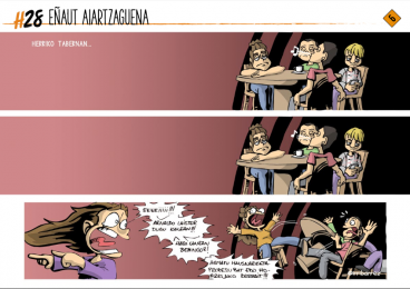 Eñaut Aiartzaguena (hamar h28)