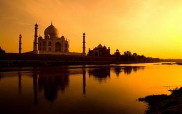 Taj Mahal beltza