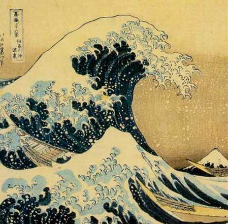Hokusai-ren olatua
