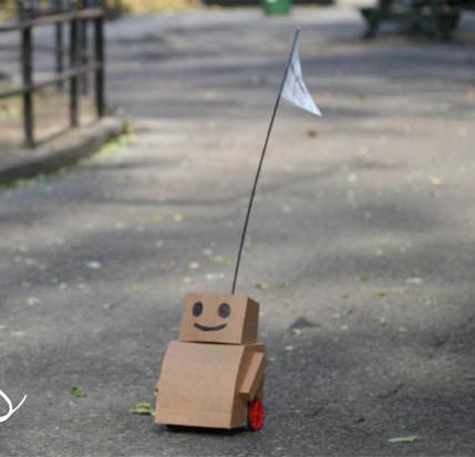 robot bihozpera