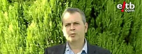 Alberto  Surio, EITBko zuzendaria