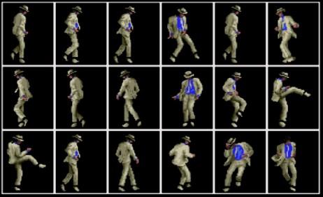 Bideojokoetako protagonista ere izan zen Michael Jackson 90. hamarkadan.