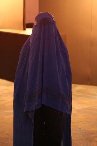 burka, by Luz, Flickr
