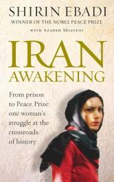'Iran Awakening' liburuaren azala.