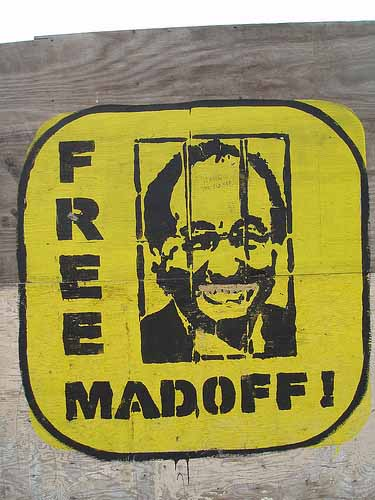 Madoff, by Clementine Gallot, Flickr