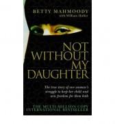 'Not whithout my daughter' liburuaren azala.