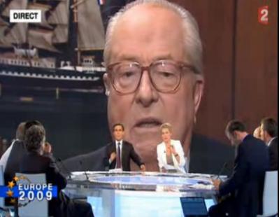 Le Pen eta Home filma