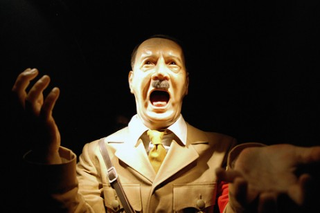 Hitler, by pavelwalk, Flickr