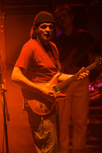 Emir Kusturica & The No Smoking Orchestra, Flickr