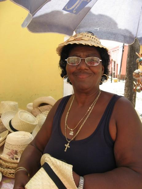 Cienfuegoseko artisauen merkatua