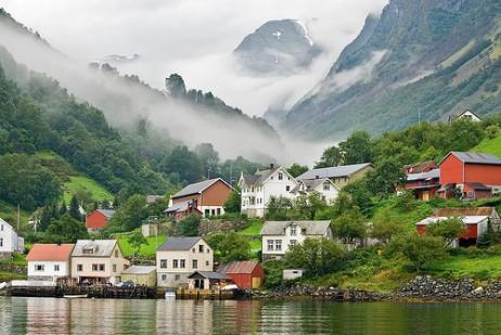 Fiord de Sogne Norbegia - Iluis 58