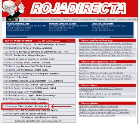 Rojadirecta.com