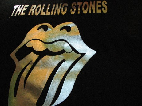 The Rolling Stones, by Narrow, Flickr