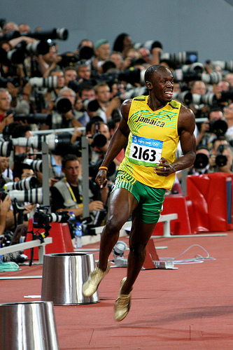 Usain Bolt gepardoa? - rich115 cc