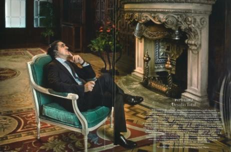 """Vanity Fair-en ageri den argazkia, bistan denez, Photoshopekin """"berotua"""""""
