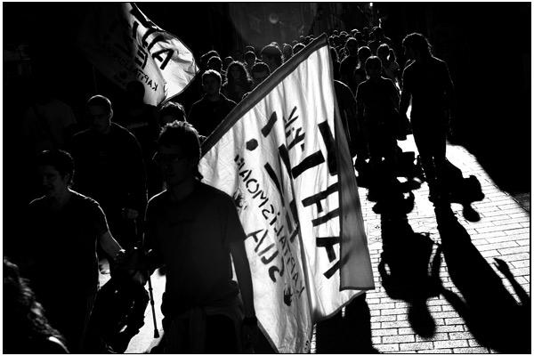 AHTaren aukako manifestazioa