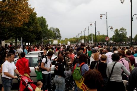 Manifestazioaren hasiera - Oier Aranzabal cc