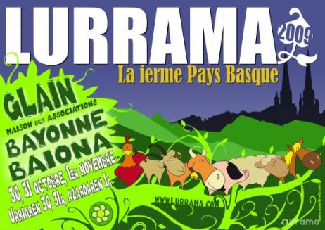 Lurrama 2009