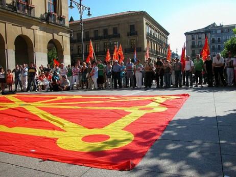 Nabarralderen fotoa, 2008an egina Iruñean