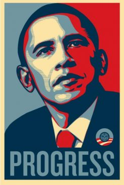Obama: publizitatearen asmazio bat?