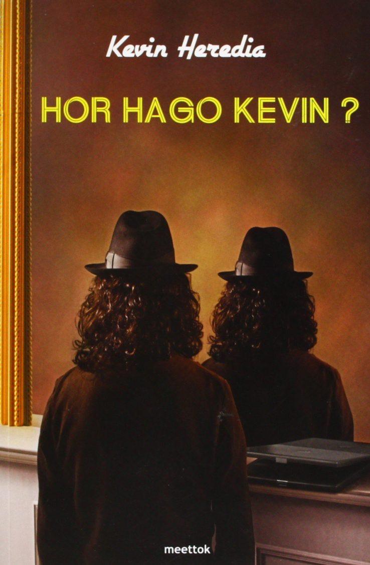 Kevin Herediaren lehen nobelaren aurkezpena