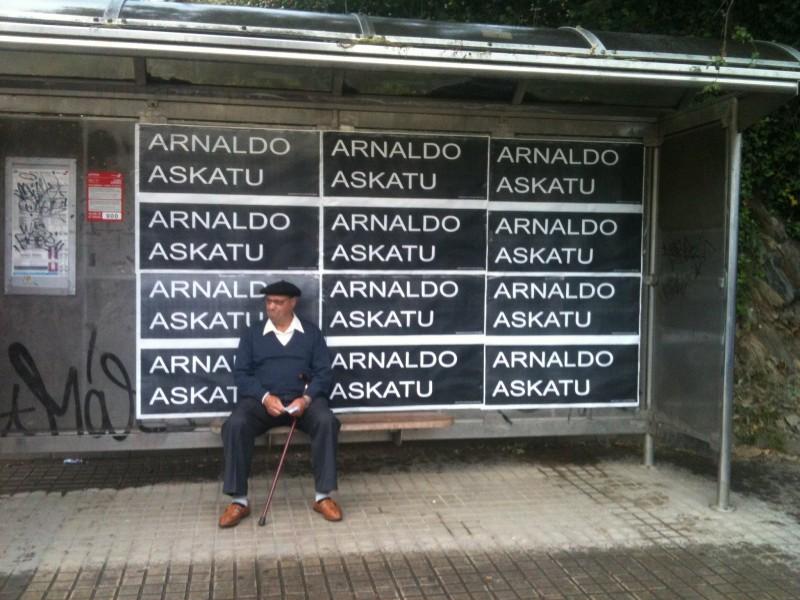 Arnaldo askatu!