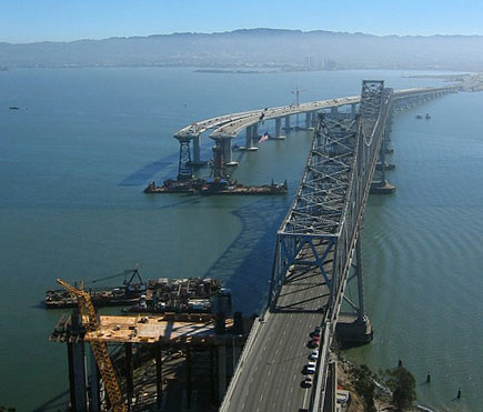 San Frantzisko-Oaklandeko Bay Bridge zubia