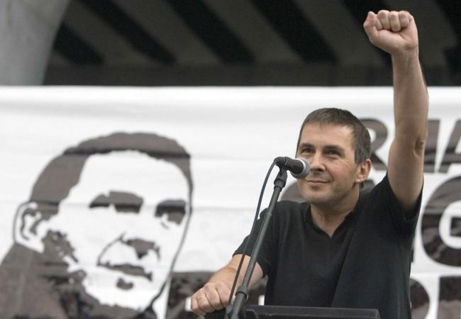 """Arnaldo Otegik kartzelan jarraituko du """"Bateragune Auzian"""" zigorra jasota"""