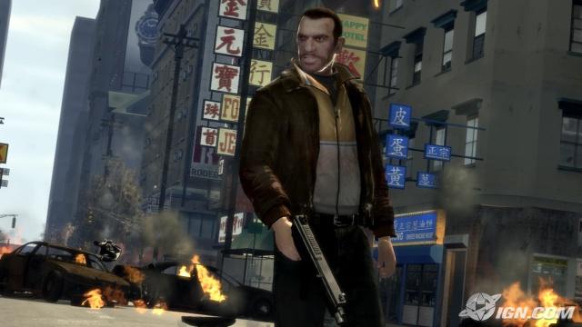GTA V bideojoko arrakastatsuaren lehen trailerra