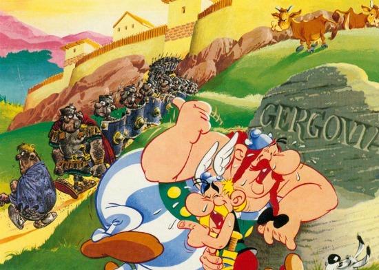 asterix eta obelix