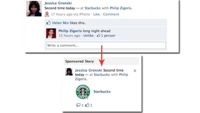 Facebookeko sustatutako istorioak