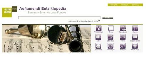 Auñamendi Entziklopedia CC lizentziapean izango da