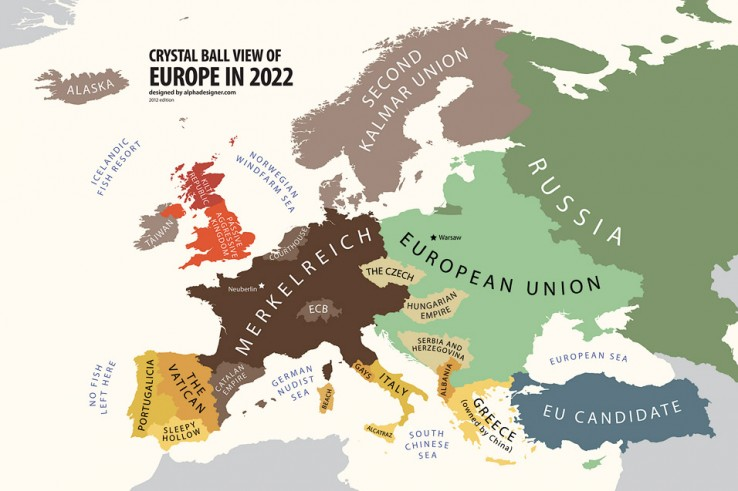 Europe in 2022