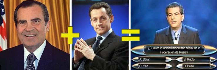 Nixon + Sarkozy = Sobera