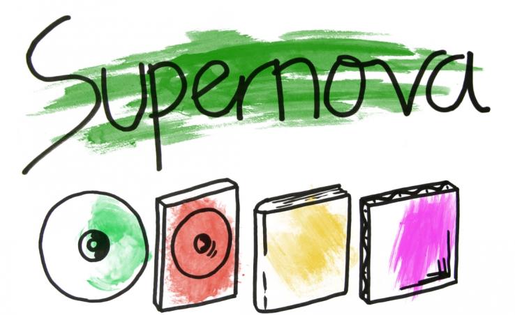Kerobia Supernova: eredu berri bat