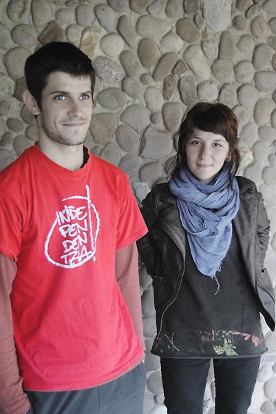 Txomin Catalogne eta Amaia Elixiri, Segiko kideak.