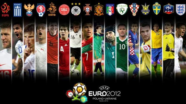 Euro 2012: Euskaldunak noren alde?