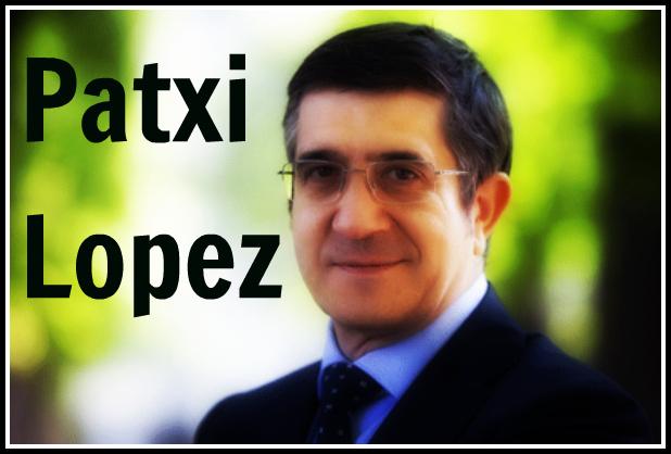 Patxi Lopez-PSE