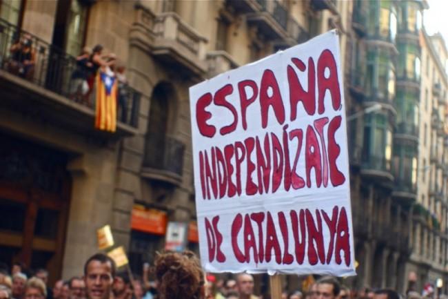 España independizate de Cataluña