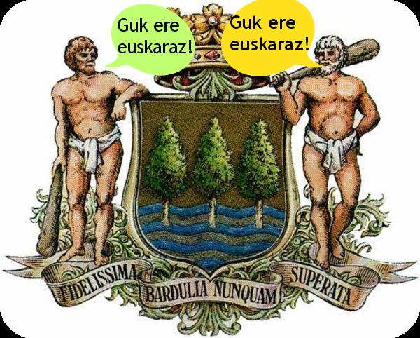 Gipuzkoa euskaraz