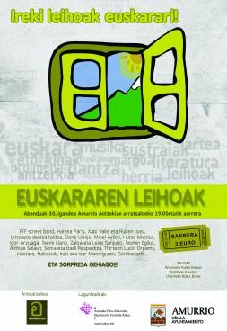 EUSKARAREN LEHIOAK