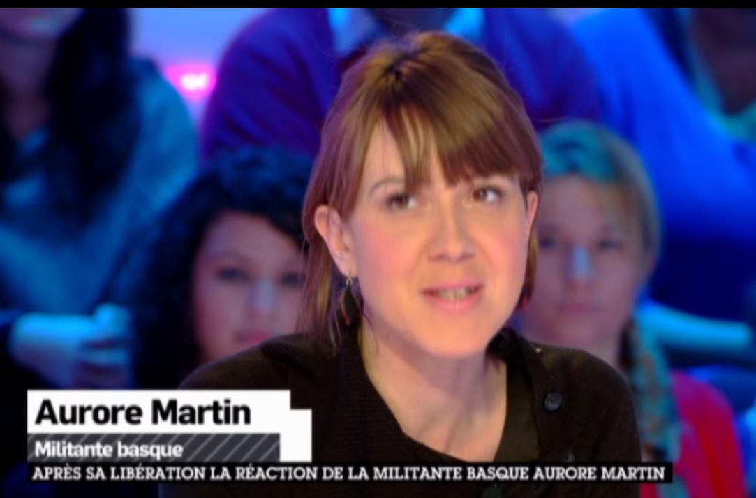 Aurore Martin Canal+ katean