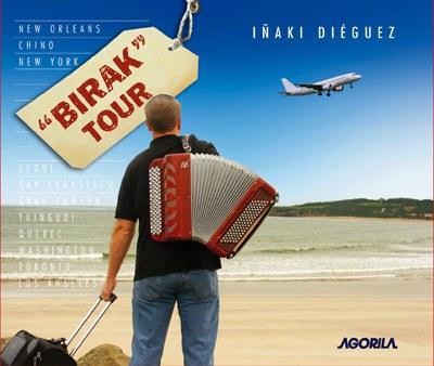 """Iñaki Dieguez: """"Kalifornian euskaraz egiten dela uste dute nire semeek"""""""