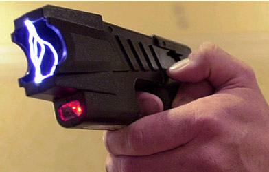 Taser pistola