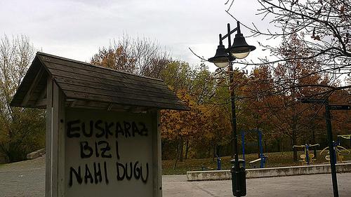 """Euskara zulora """"natural-natural""""?"""