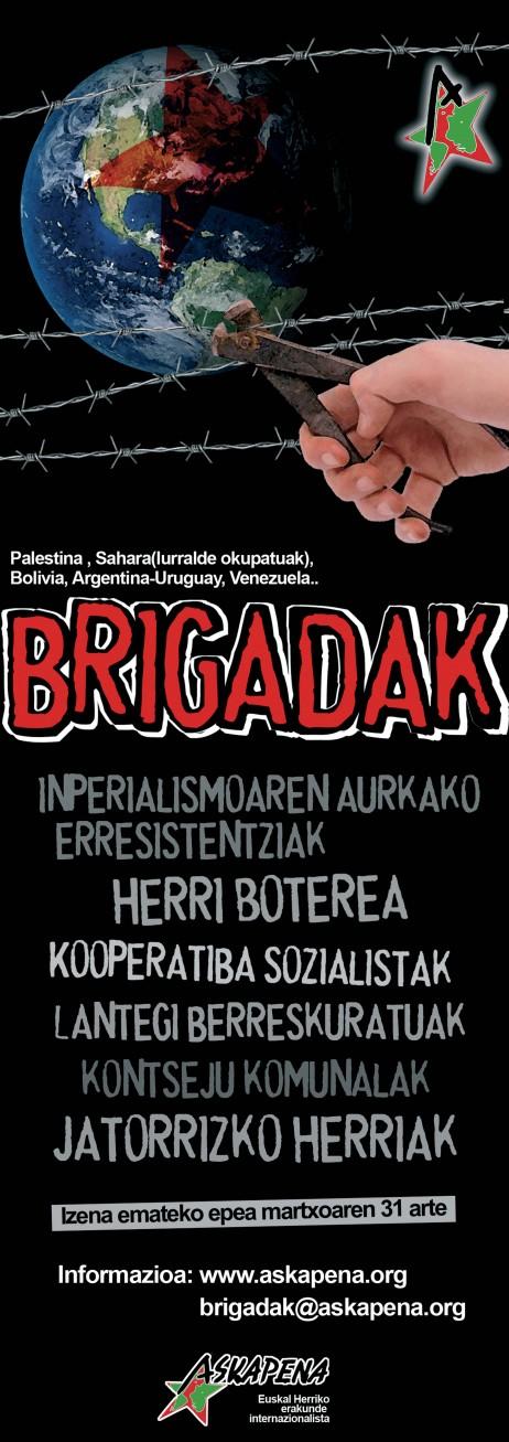 BRIGADAK KARTELA2013