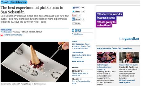 'The Guardian' webguneko irudia