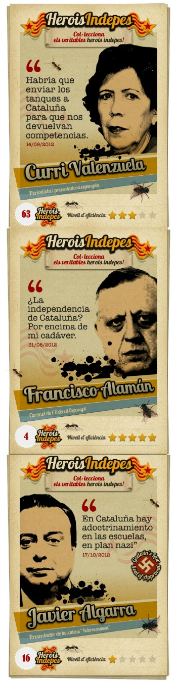 Herois Independentistes