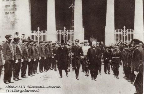 1912ko galarrena_Alfonso XIII