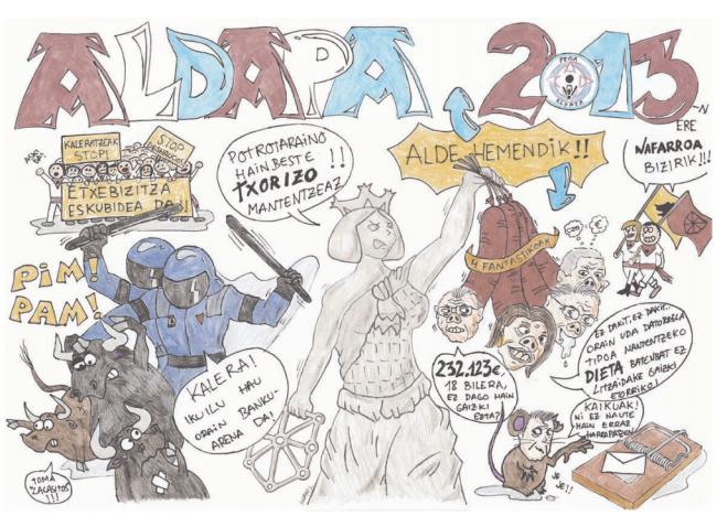 aldapa 2013